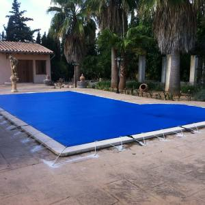 cobertor piscina exterior